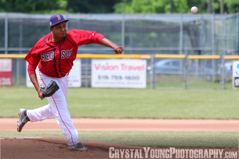 Brantford Red Sox vs. Barrie Baycats June 3, 2018