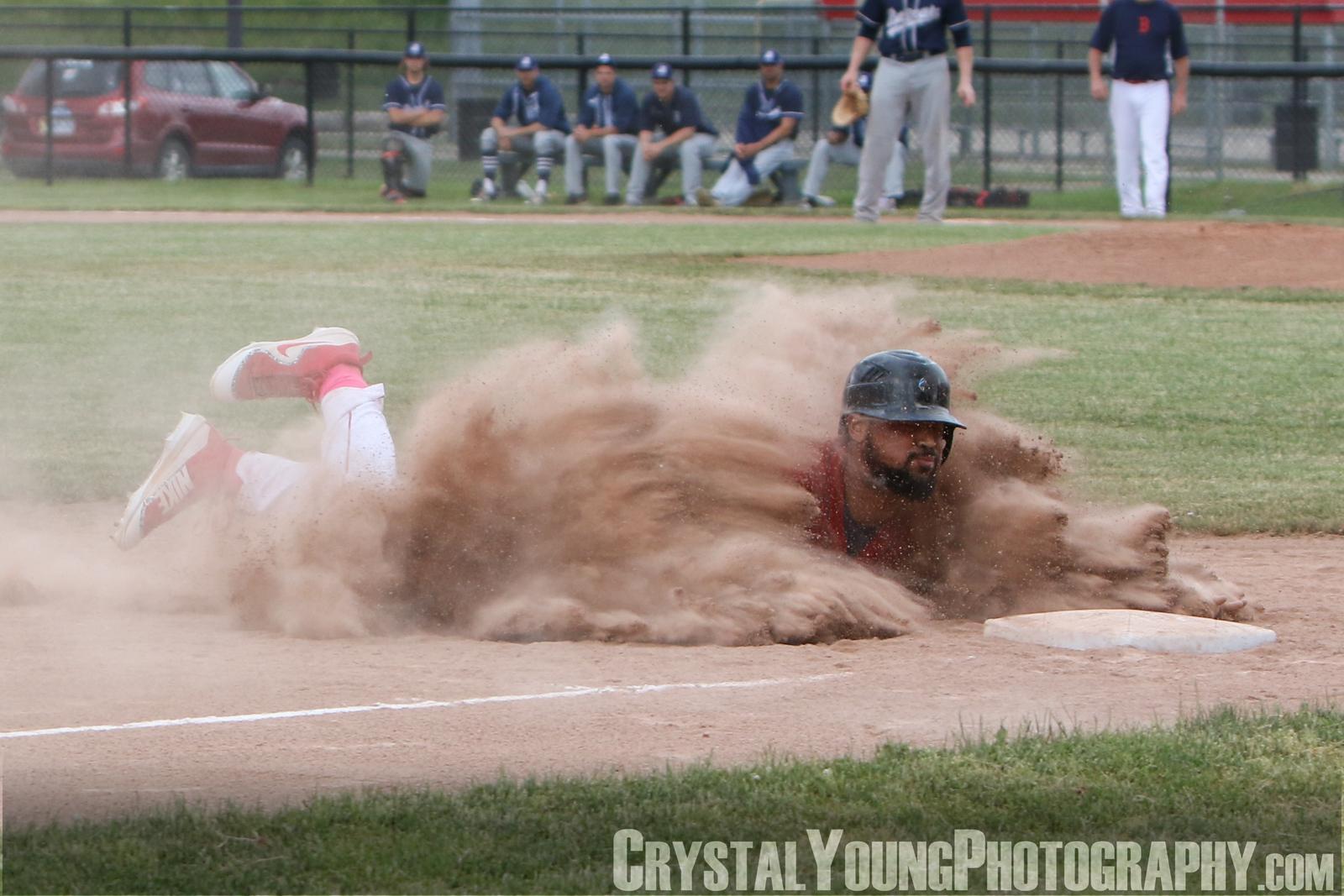 Brantford Red Sox vs. Barrie Baycats June 3, 2018