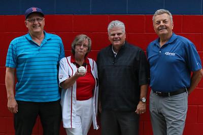 Brantford Red Sox vs. Hamilton Cardinals August 1, 2018