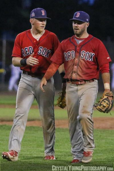 Brantford Red Sox at Hamilton Cardinals July 20, 2018
