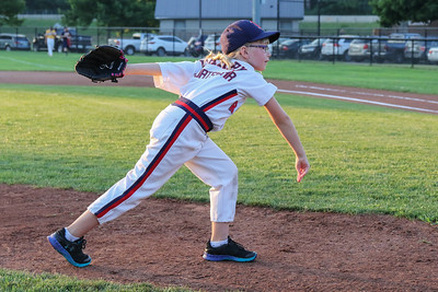 Brantford Red Sox vs. Burlington Herd Dave Dix Night July 25, 2018