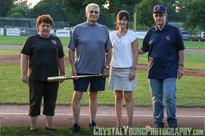 Brantford Red Sox vs. Toronto Maple Leafs Ted Baker Night July 4, 2018