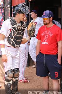 Brantford Red Sox vs. London Majors June 10, 2018