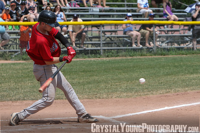Brantford Red Sox at Kitchener Panthers July 15, 2018