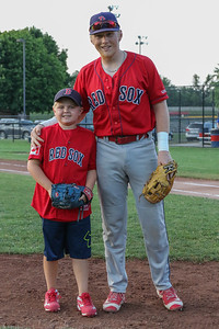 Brantford Red Sox vs. Guelph Royals July 13, 2018