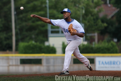 Brantford Red Sox at Guelph Royals July 14, 2018