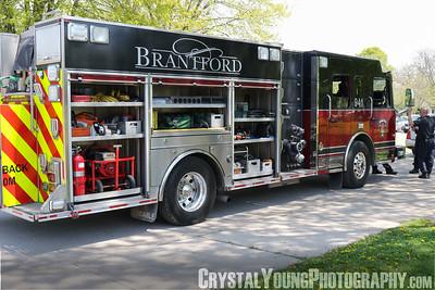 Brantford Fire