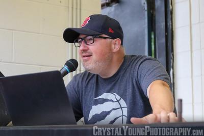 Brantford Red Sox vs. Barrie Baycats Intercounty Baseball League July 16, 2021