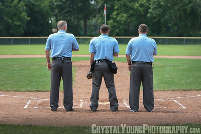 Brantford Red Sox vs. Hamilton Cardinals  Intercounty Baseball League July 18, 2021