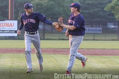 Brantford Red Sox at Hamilton Cardinals July 27, 2021