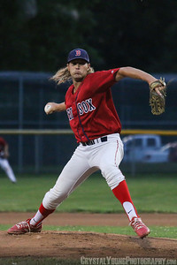 Brantford Red Sox vs. Welland Jackfish Intercounty Baseball League August 25, 2021