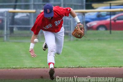 Brantford Red Sox  2021 IBL Season Opener July 9, 2021
