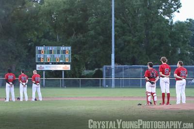 Brantford Red Sox vs. London Majors Intercounty Baseball League August 18, 2021