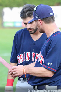 Brantford Red Sox at London Majors Intercounty Baseball League August 7, 2021
