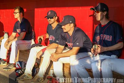 Brantford Red Sox vs. Kitchener Panthers Intercounty Baseball League July 30, 2021