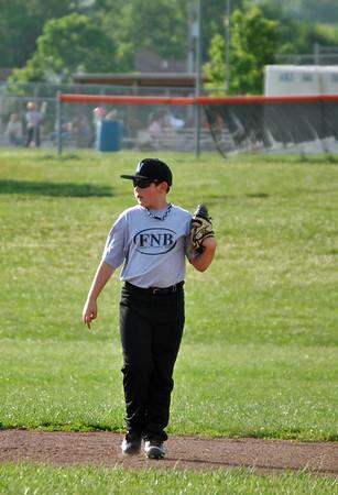 Brayden Baseball 2012