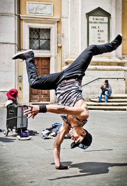 Break Dance - Rome 2014