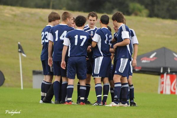 Brentwood Soccer U 16