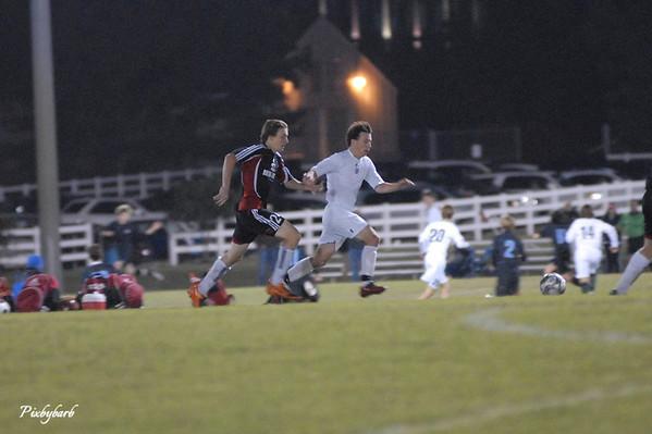 Premier Soccer Game 10-10-09
