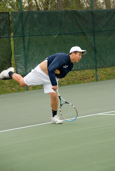 Bullis vs Churchill --Brian Lee of Bullis --PRINT FOR GRACE LEE