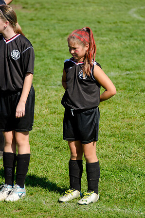 Briana Soccer