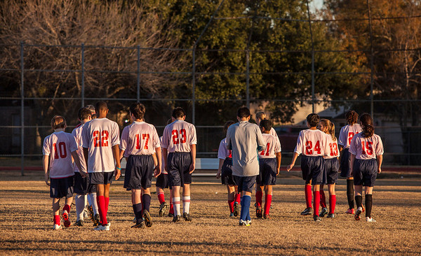 VIDEO: Briarwood JR. High Soccer - 2013-2014 Season