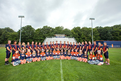 Bridgman Football Cheer_6275