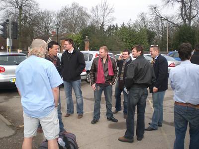Brighton Mini Tour March 2008