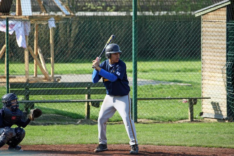 Briqville Sluggers - Louvain La Neuve Phoenix (Steendorp, 19/04/2009)