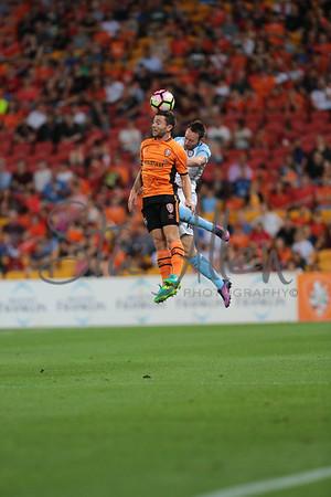 Brisbaine Roar V Melbourne city FC