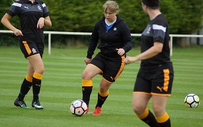 Cambridge Ladies vs Leyton Orient
