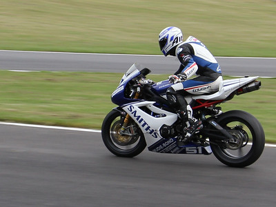 Matthew Whitman - Supersport Triumph 675