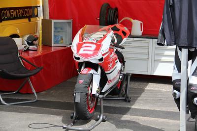 Leon Morris Ducati 848