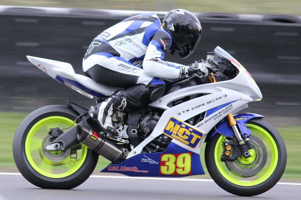 Scott Hudson - Superstock 600