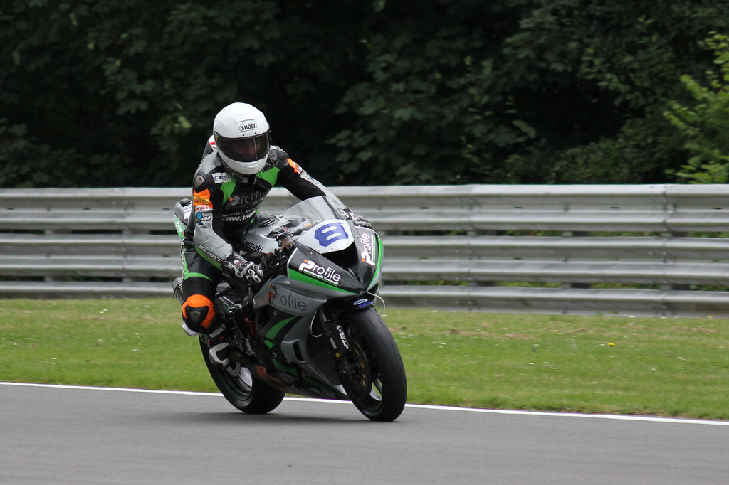 Luke Stapleford - Supersport ZX6