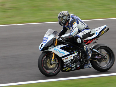 Paul Young - Supersport Triumph 765