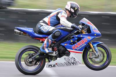 Johnny Blackshaw - Superstock 600