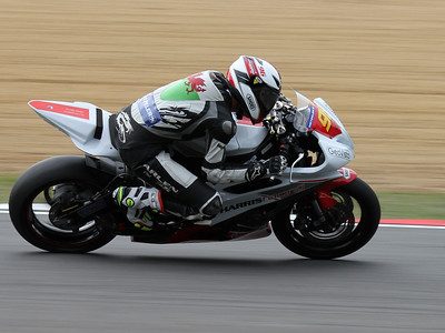 Jamie Harris - Superstock 600