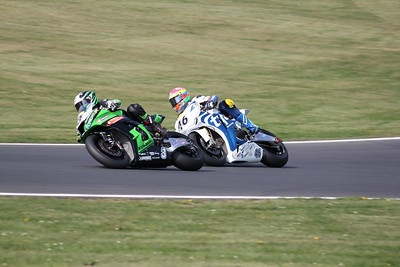 Stuart Easton & Tommy Bridewell