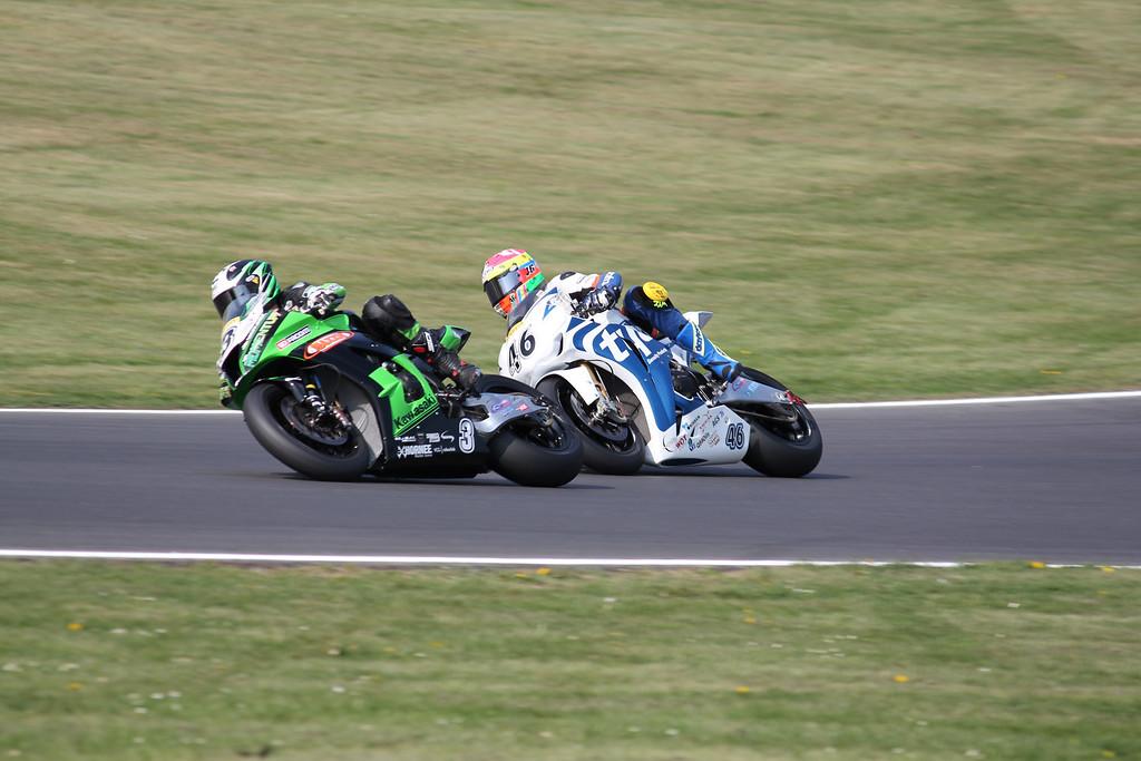Stuart Easton & Tommy Bridewell
