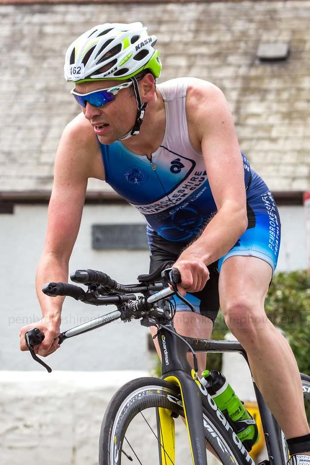 Pembrokeshire Coast Triathlon, 2015