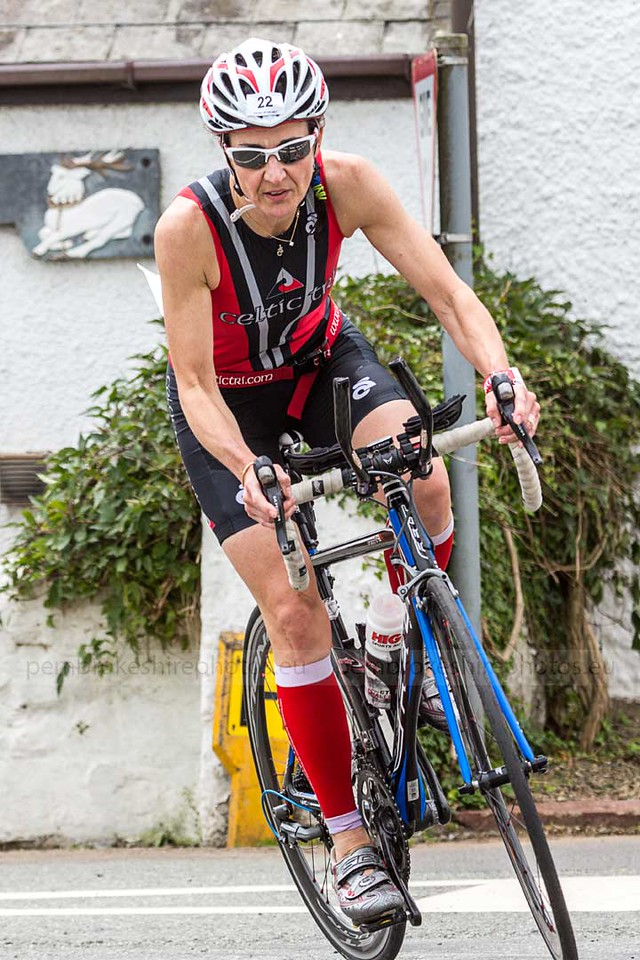 Pembrokeshire Coast Triathlon, 2015