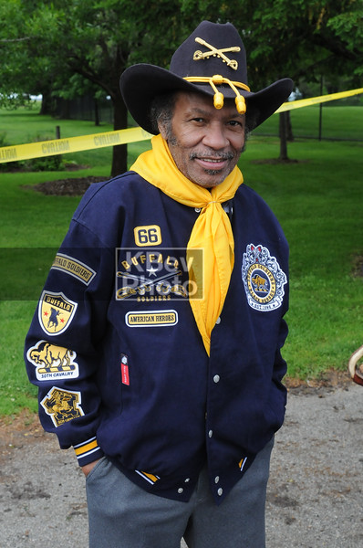 Mr. Stoney Burke - President of the Buffalo Soldiers