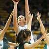 Broomfield's Renae Waters goes to the basket past Conifer players during the Final Four game at the Coors Event Center in Boulder on Wednesday. <br /> <br /> March 10, 2010<br /> Staff photo/David R. Jennings