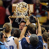 Burt Borgmann, assistant commissioner of CHSAA, isn't ready to give up the 4A State Championship trophy to Broomfield just yet.<br /> <br /> Cliff Grassmick / March 12, 2010