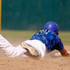 "Broomfield Eagle's Ryan McCulley, #2, slides into second base during the championship game on Saturday, May, 26, 2012, Denver. <br /> Photo by Derek Broussard<br /> For more photos visit  <a href=""http://www.dailycamera.com"">http://www.dailycamera.com</a>"
