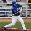 """Andy McClaskey of Broomfield connects with the ball in the Widefield game on Saturday.<br /> For a photo gallery of Broomfield baseball, go to  <a href=""""http://www.dailycamera.com"""">http://www.dailycamera.com</a>.<br /> Cliff Grassmick/ May 14, 2011"""