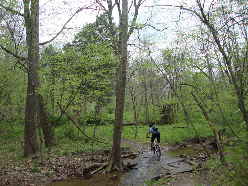 Aynes Loop, Brown County State Park