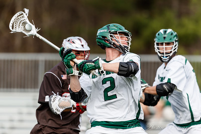 Brown vs Dartmouth Men's Lax