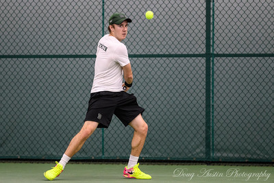 Brown vs Dartmouth Men's Tennis